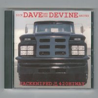 Jackknifed On The 420 Hiway / Dick Dave And The Devineanites [Used CD] [Import]