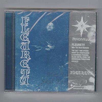 Photo1: Min Tid Skal Komme / Fleurety [Used CD] [Sealed] [Import]