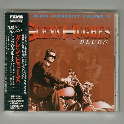Photo1: L.A. Blues Authority Volume II - Blues / Glenn Hughes [Used CD] [w/obi]