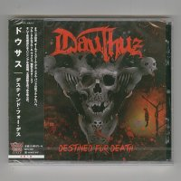 Destined For Death / Dauthuz [Used CD] [Import] [Sealed]