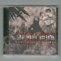 Hate . Malice . Revenge / All Shall Perish [Used CD]