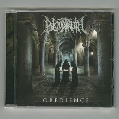 Photo1: Obedience / Bloodtruth [Used CD] [Import]