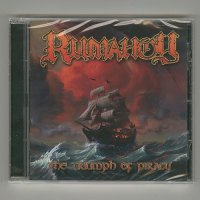 The Triumph Of Piracy / Rumahoy [Used CD] [Import] [Sealed]