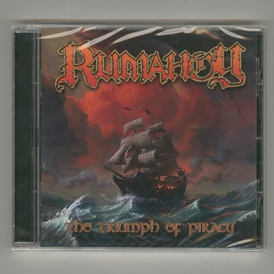 Photo1: The Triumph Of Piracy / Rumahoy [Used CD] [Import] [Sealed]