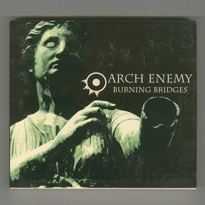 Photo1: Burning Bridges / Arch Enemy [Used CD] [1st Press]