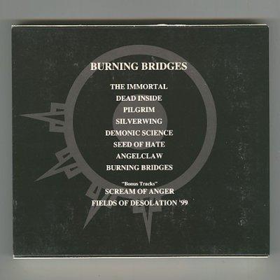 Photo2: Burning Bridges / Arch Enemy [Used CD] [1st Press]
