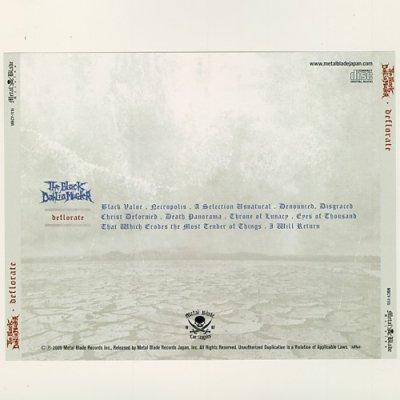 Photo2: Deflorate / The Black Dahlia Murder [Used CD] [CD+DVD] [w/obi]