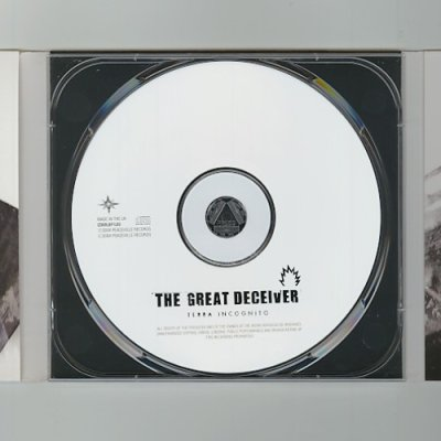 Photo3: Terra Incognito / The Great Deceiver [Used CD] [Digipak] [Import]
