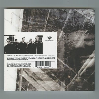 Photo2: Terra Incognito / The Great Deceiver [Used CD] [Digipak] [Import]