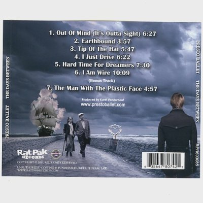 Photo2: The Days Between / Presto Ballet [Used CD] [Import]