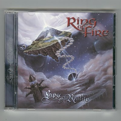 Photo3: Lapse Of Reality / Ring Of Fire [Used CD] [1st Press] [w/obi]