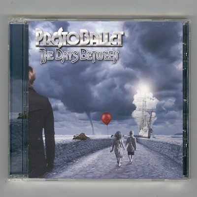 Photo1: The Days Between / Presto Ballet [Used CD] [Import]