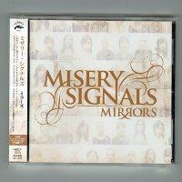 Mirrors / Misery Signals [Used CD] [w/obi]